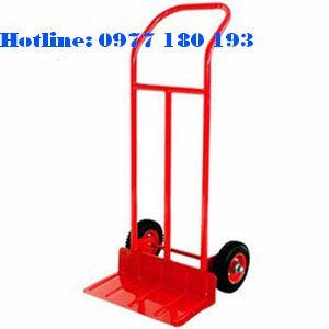 Xe Đẩy Tay 2 Bánh X 370 C Kích thước: 370x480x1320mm Trọng tải: 200kg Cự ly sàn xe: 230mm