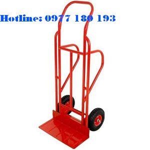 Xe Đẩy Tay 2 Bánh X485 Kích thước: 485x1100x1340mm Trọng tải: 300kg Cự ly sàn xe: 295mm