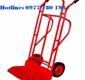 Xe Đẩy Tay 2 Bánh X550 Kích thước: 550x1440x1520mm Trọng tải: 300kg Cự ly sàn xe: 330mm
