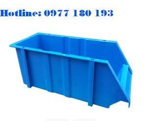 Khay Nhựa FLA Kích thước: 447x200x176 mm