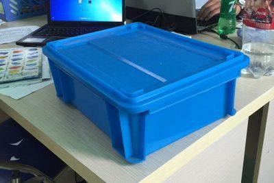 Những vấn đề trọng tâm nhất xoay quanh thùng nhựa đặc B7
